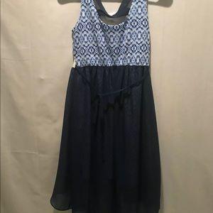 Girls Emily West Crossback Dress Size 16